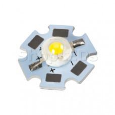 Мощный светодиод ARPL-Star-3W-BCX45HB White