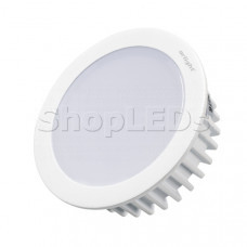 Светодиодный светильник LTM-R70WH-Frost 4.5W Day White 110deg