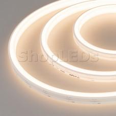 Герметичная лента MOONLIGHT-5000S-U-TOP-2835-156-24V Warm (12х13mm, 11W, IP67)