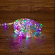Дюралайт LED, свечение с динамикой (3W), 24 LED/м, МУЛЬТИ (RYGB), 6м