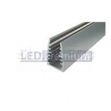 Алюминиевый профиль для стекла SLA-1318-2-Anod