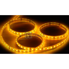 Герметичная светодиодная лента SMD 5050 60LED/m IP68 12V Yellow